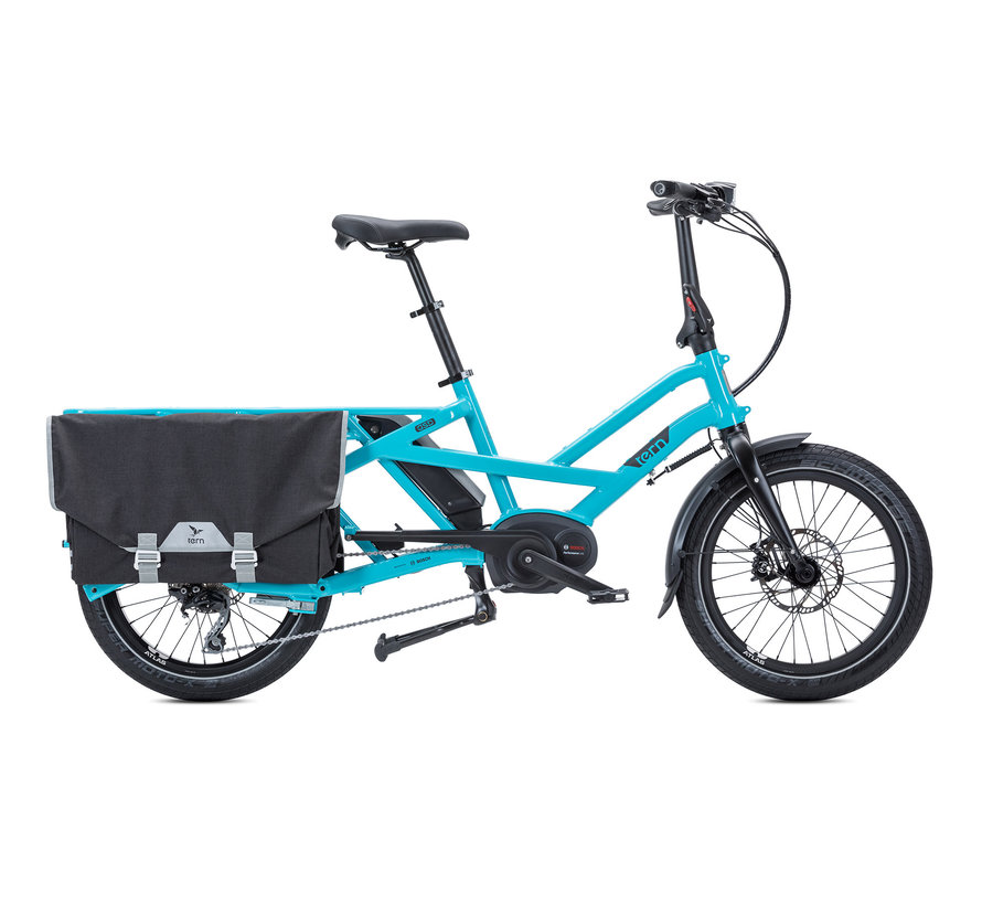 Tern GSD S10 Electric Cargo Bike