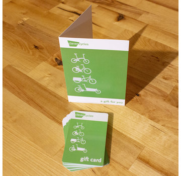 Clever Cycles Clever Cycles Gift Card