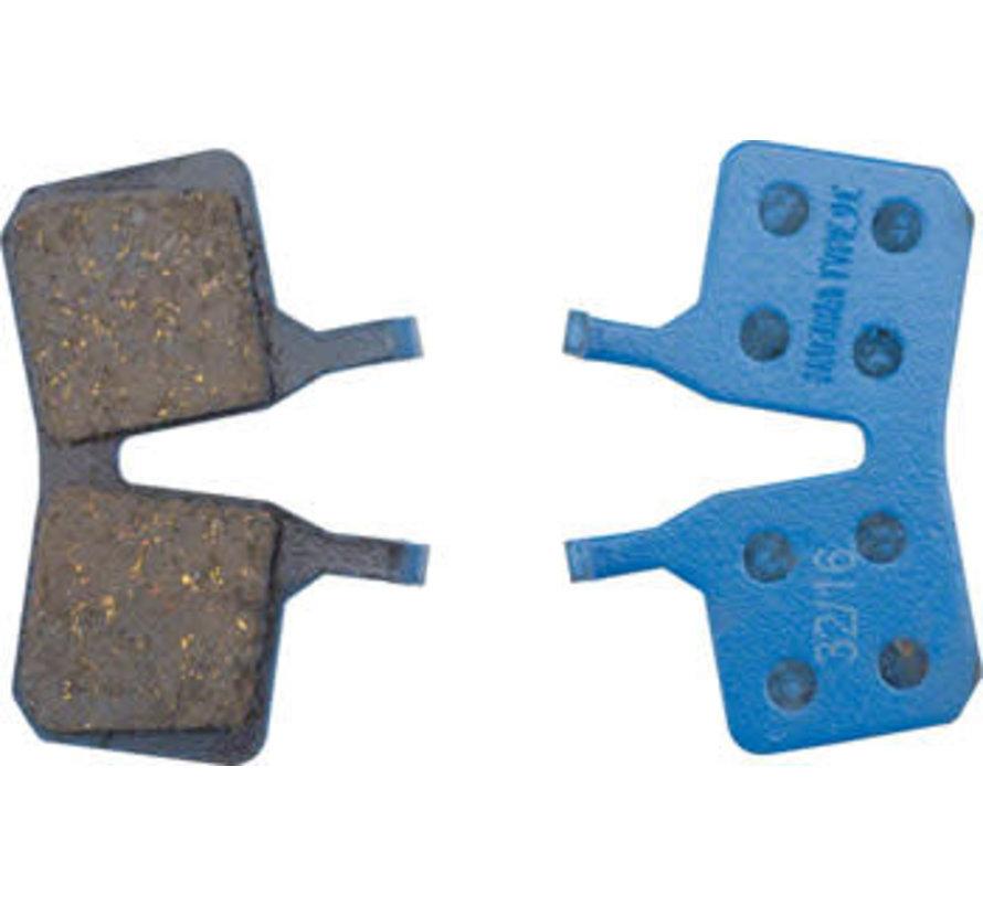 Magura 9.C Disc Brake Pads Comfort Compound, for GSD 4-piston