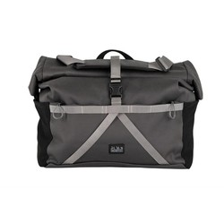 Brompton Brompton Borough Roll Top Bag L, Grey