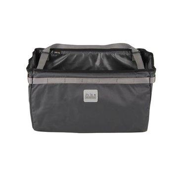 Brompton Brompton Borough Basket Bag, Grey