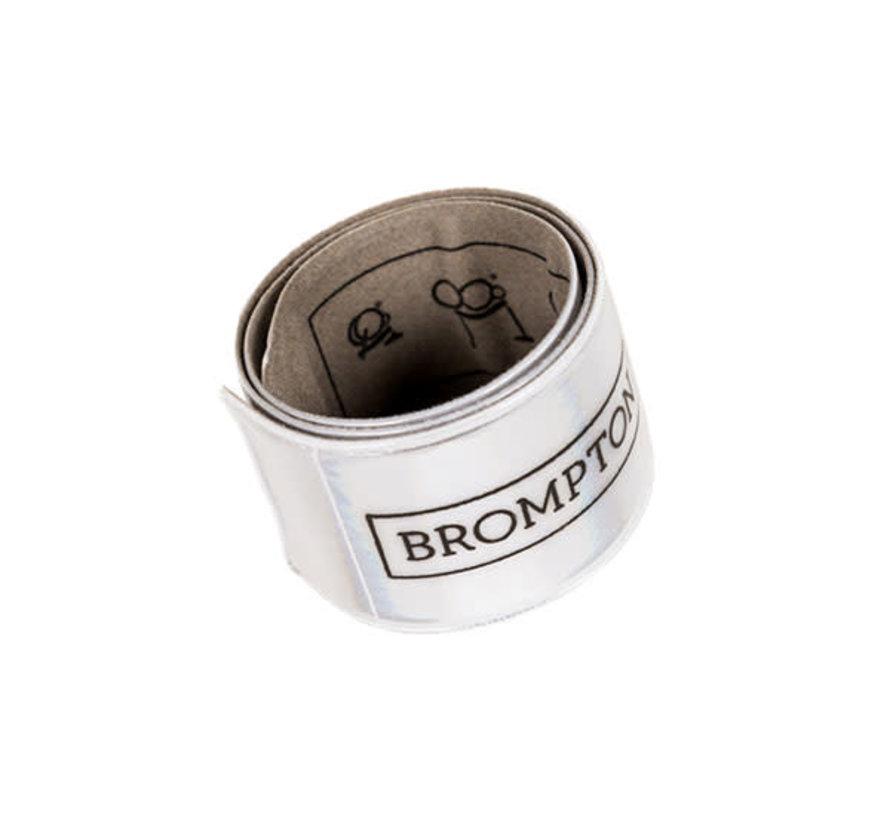 Brompton Reflective Slap Bracelet