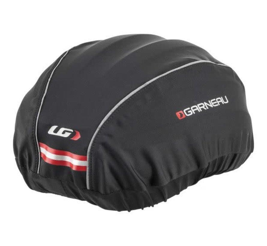 Garneau H2 Helmet Cover: Black LG/XL