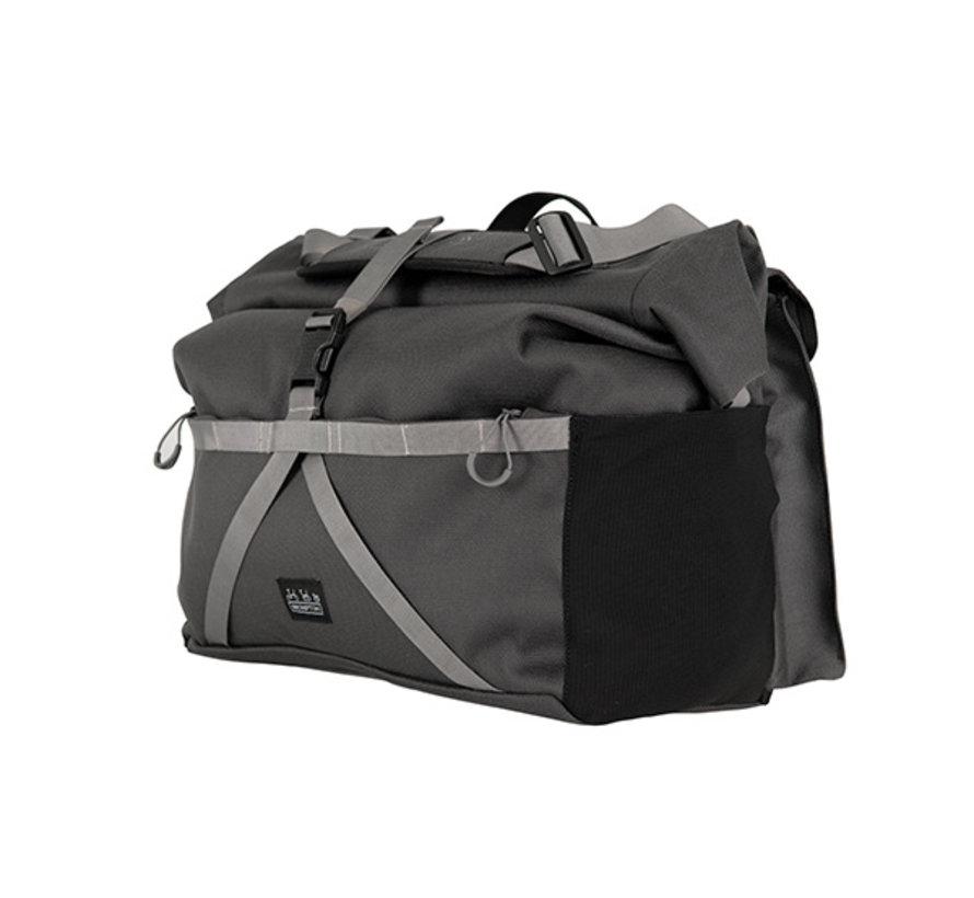 Brompton Borough Roll Top Bag, Grey