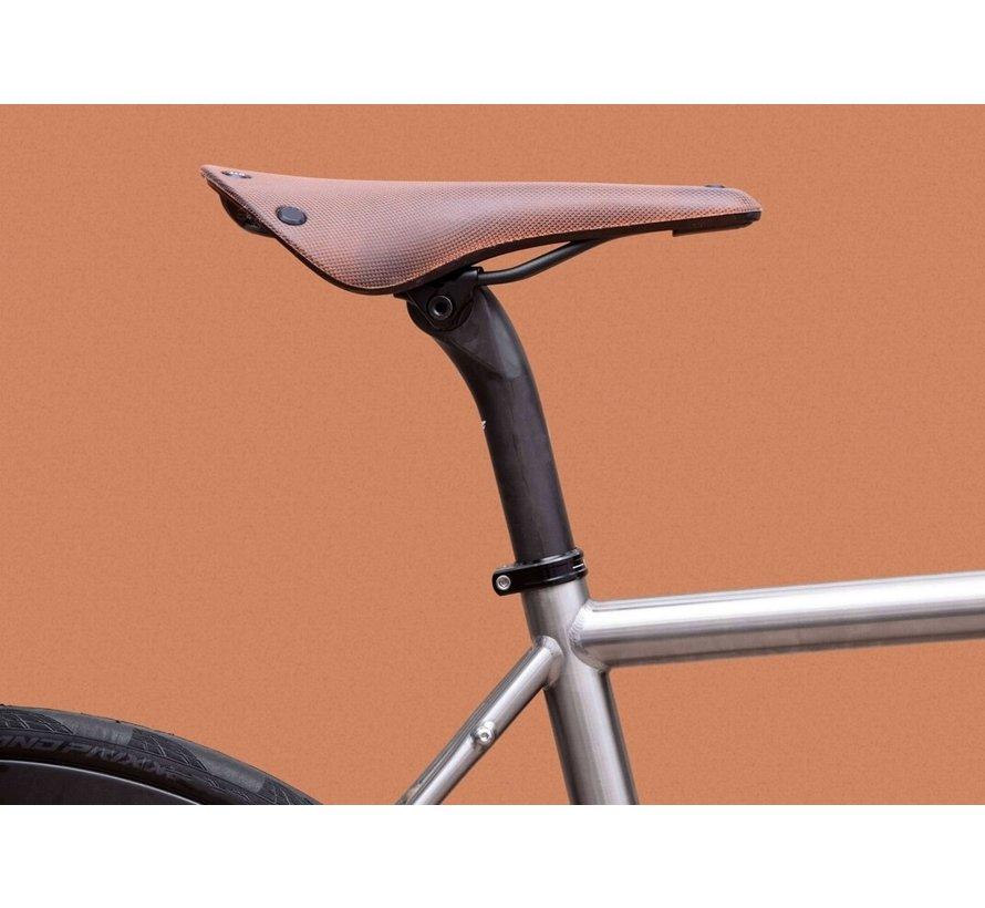Brooks Cambium C17 Saddle, Orange