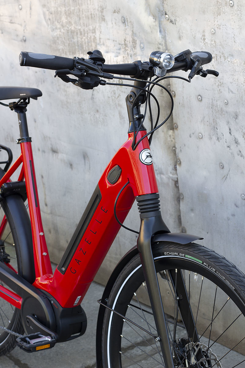 Dutch ebike features