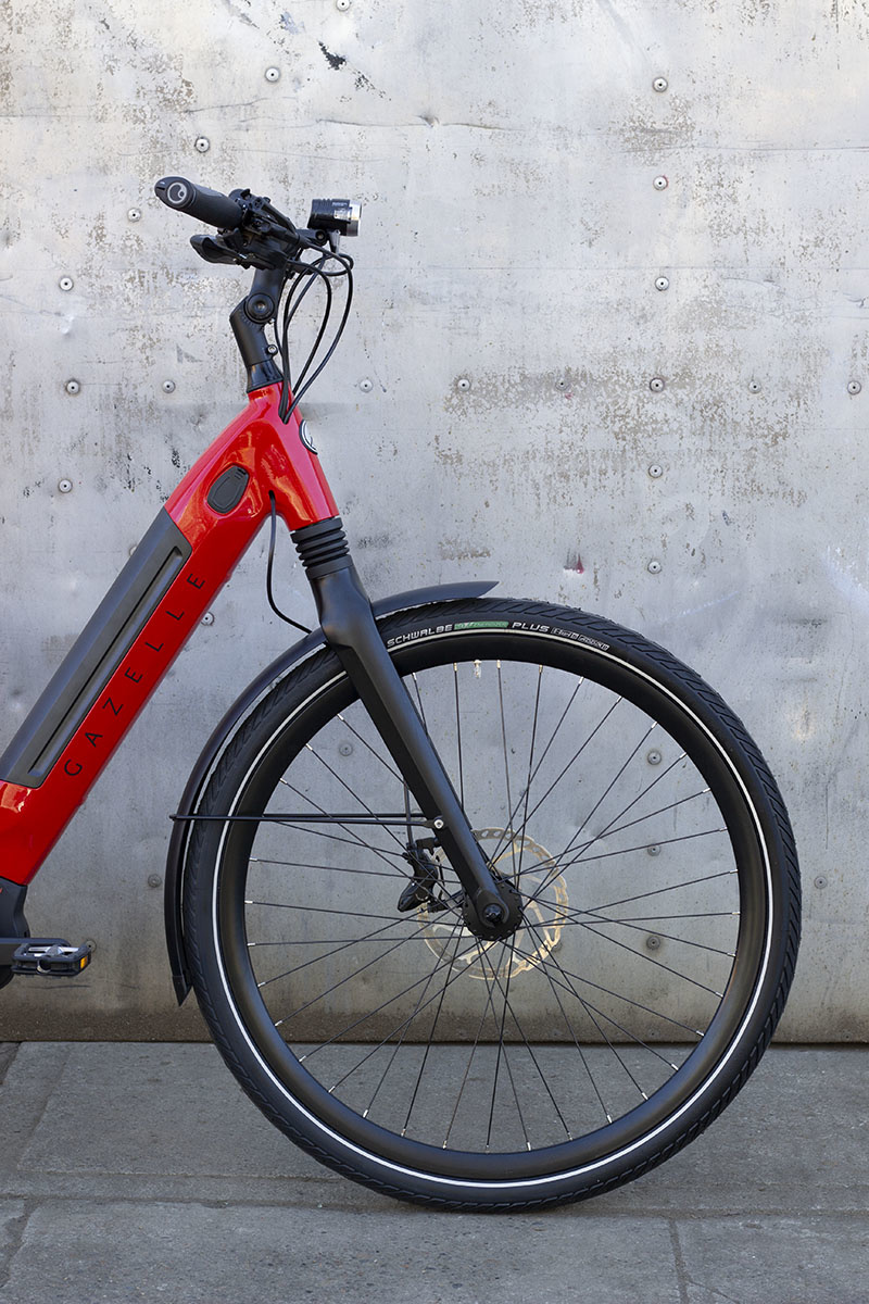 Ebike front tire