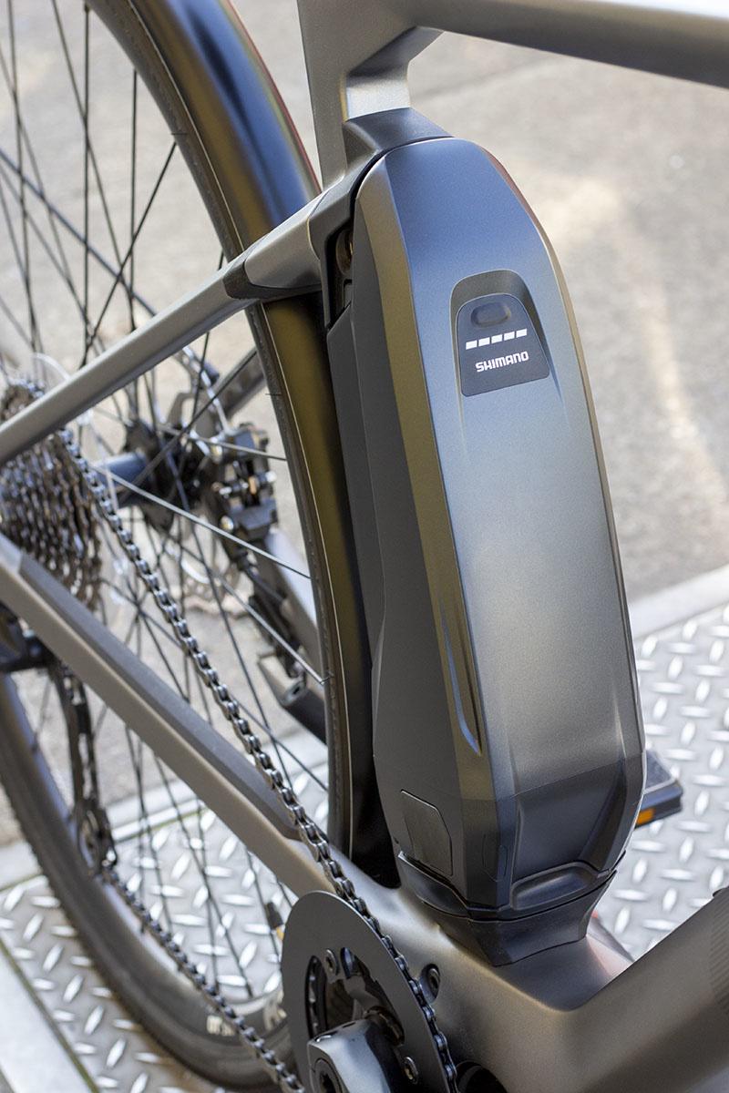 Shimano ebike battery