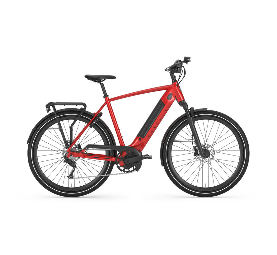 Gazelle Ultimate T10+ Electric City Bike