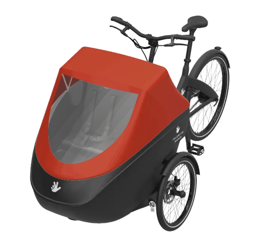 Triobike Hood for Triobike Mono Cargo Bike