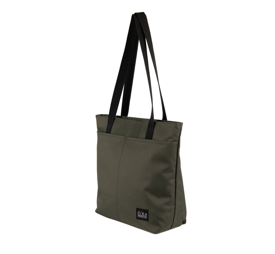 Brompton Borough Tote Olive Green S