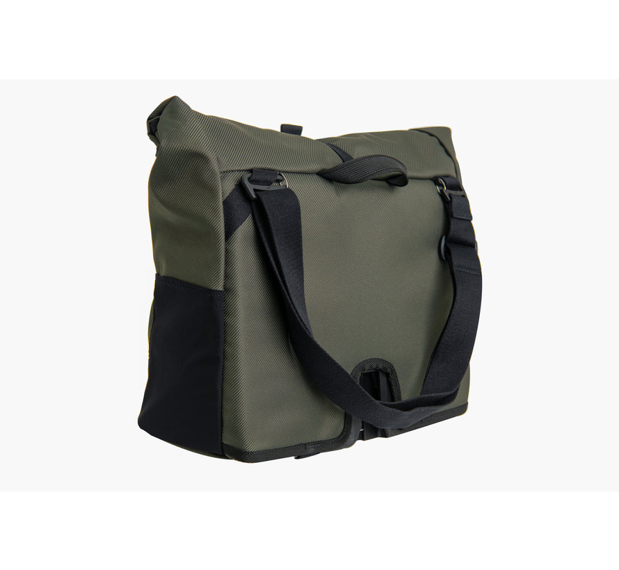 Brompton Borough Bag Olive Green M