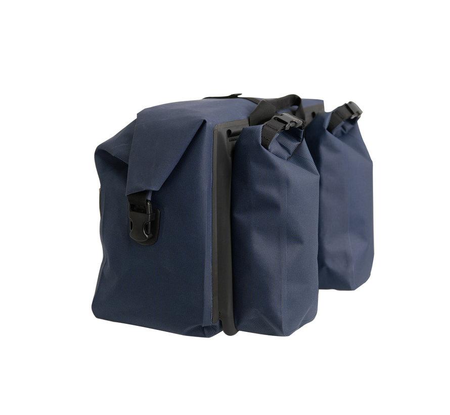 Brompton Borough Waterproof Bag L, Navy