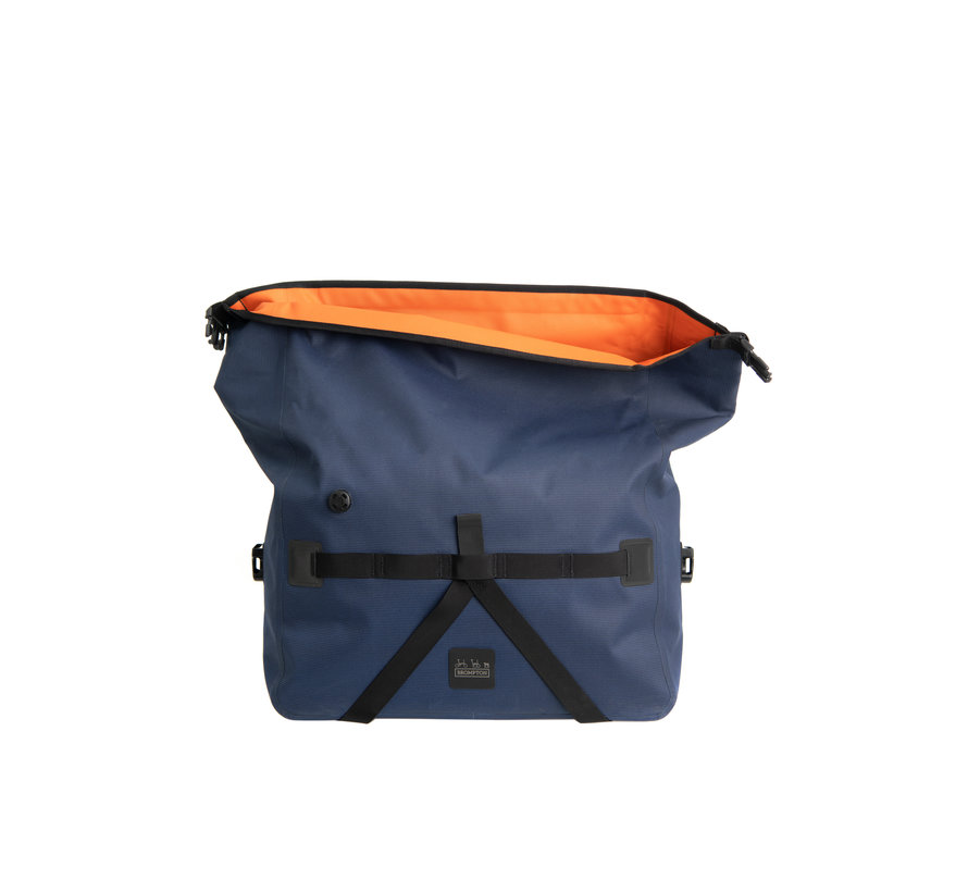 Brompton Borough Waterproof Bag L, Navy