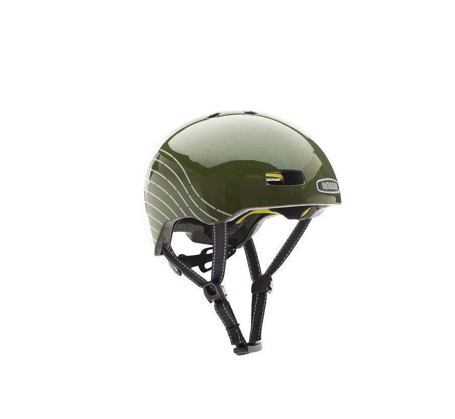 Nutcase Street MIPS Helmet Dust for Prints Reflective