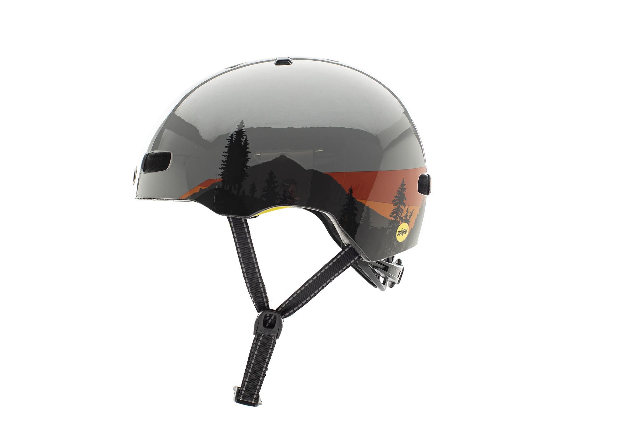 Nutcase Street L Mehrfarbig Mt Hood Helm