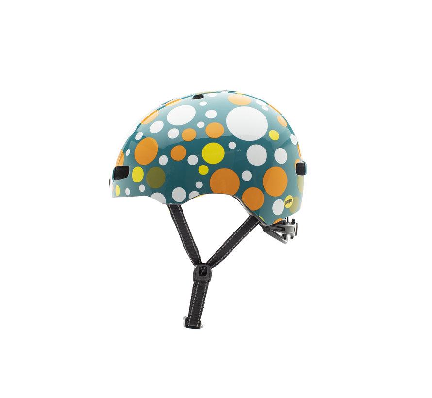 Nutcase Street MIPS Helmet Polka Face