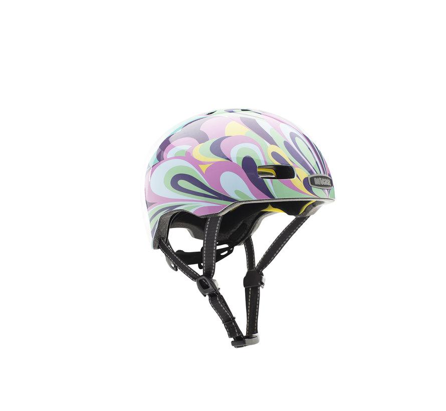 Nutcase Street MIPS Helmet Wavy Gravy