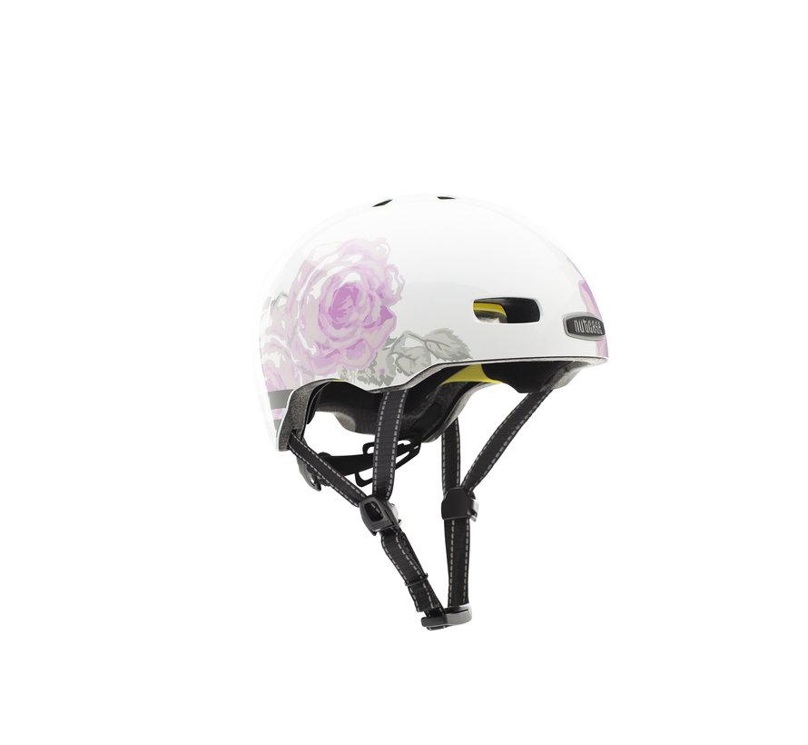 Nutcase Street MIPS Helmet Delicate Flower
