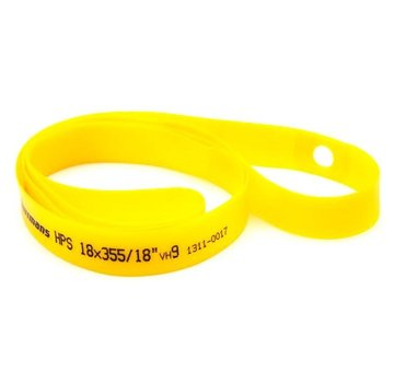 Brompton Brompton Rim Strip for double wall rim Yellow - QRIMTAPE-DW