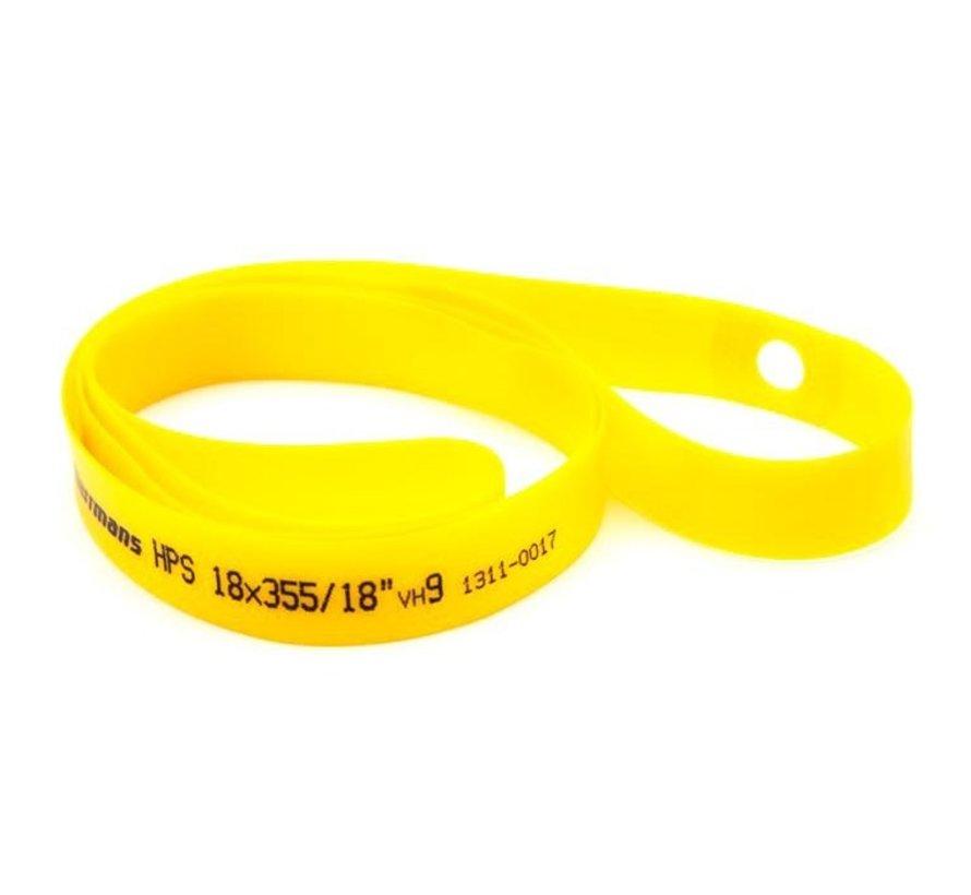 Brompton Rim Strip for double wall rim Yellow - QRIMTAPE-DW