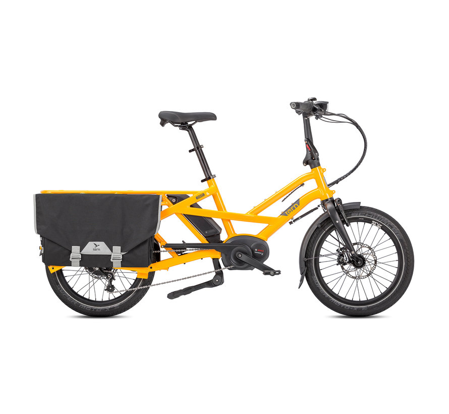 Tern GSD S00 (Gen 1) Electric Cargo Bike