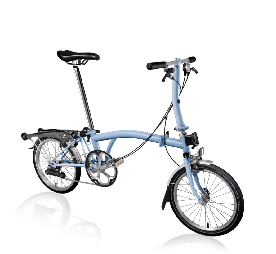 Brompton S2R Folding Bike