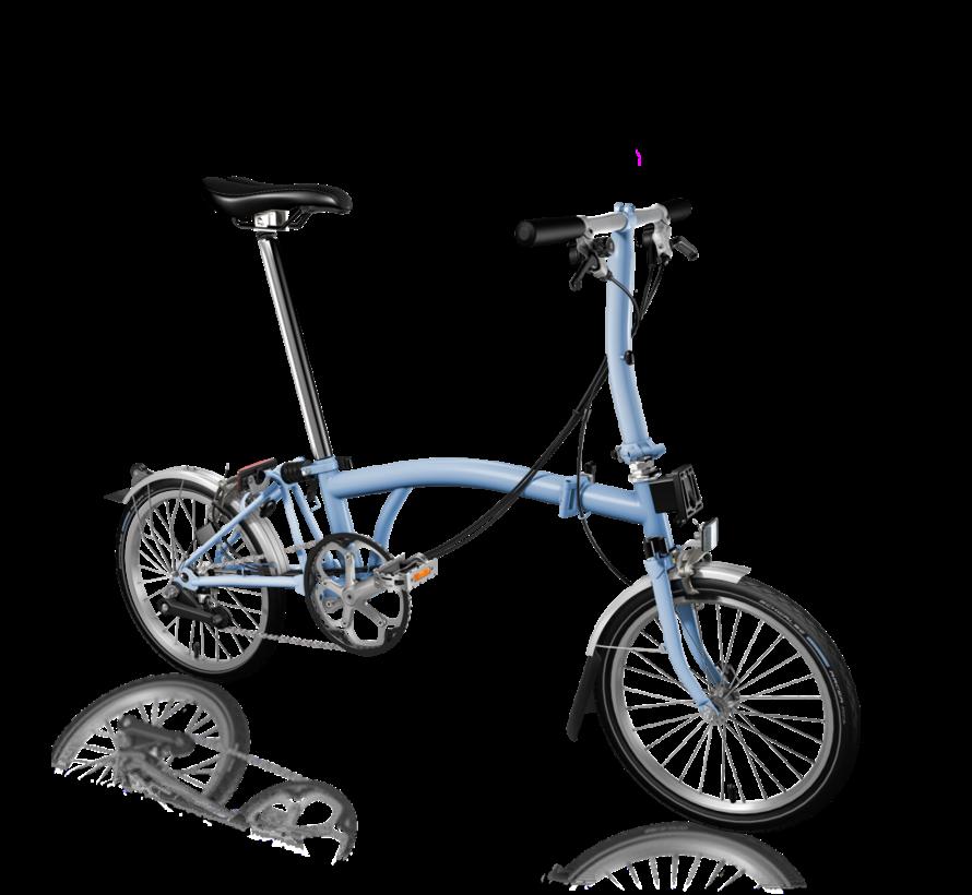 Brompton S3L Folding Bike