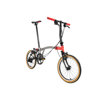 Brompton Brompton Chpt3 S6EX Superlight Folding Bike