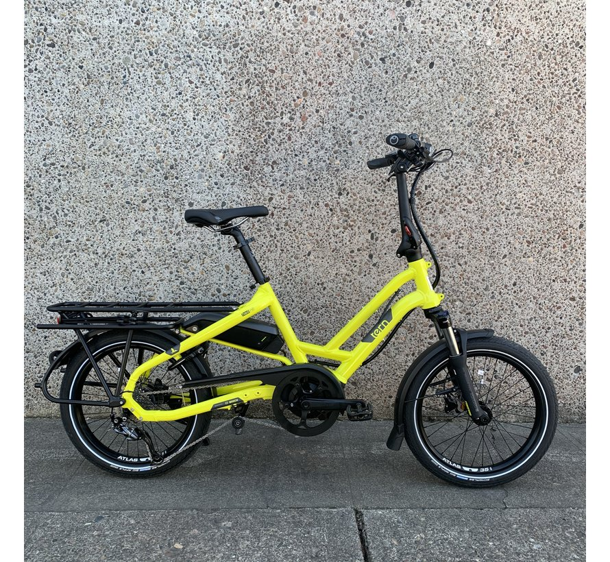 Tern HSD P9 Performance Electric Cargo Bike
