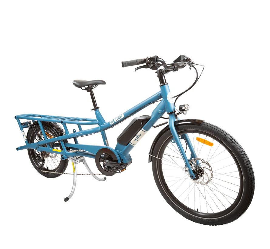 Yuba Spicy Curry V3 Bosch Electric Cargo Bike