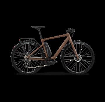 BMC BMC Alpenchallenge AMP AL CITY Electric Bike, Brown
