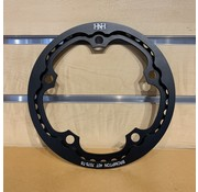 H&H Brompton H&H 40t Aluminum Chainring with Integrated Chainguard