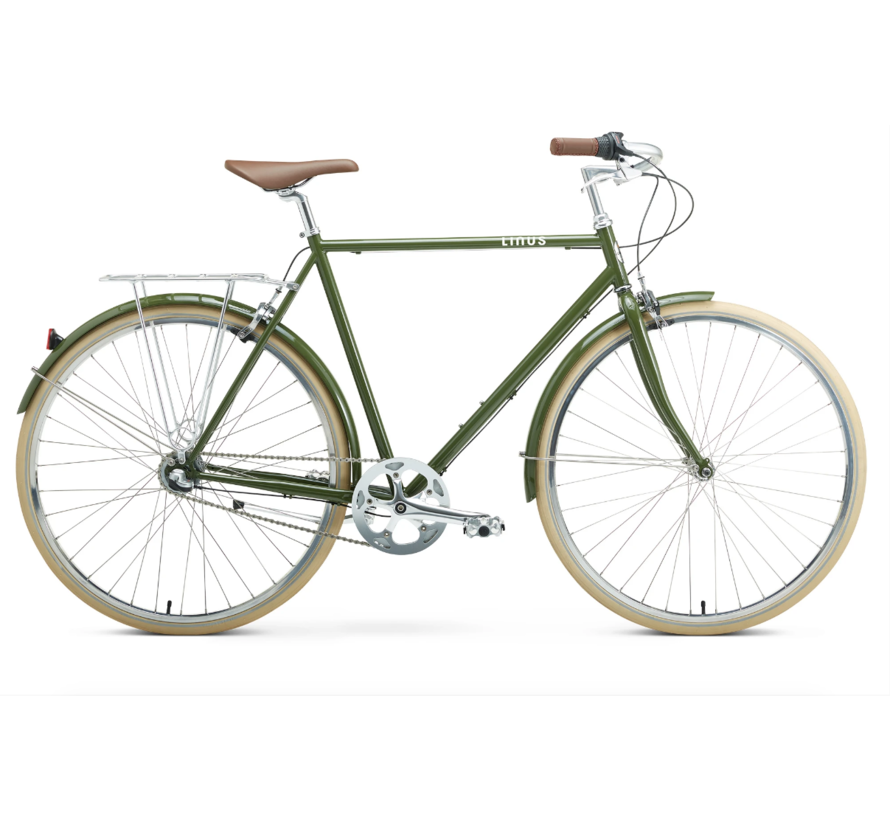 Linus Roadster Sport 3 City Bike