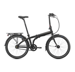 Tern Tern Node D7i Folding Bike, Black/Bronze