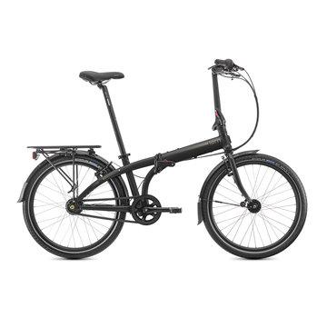 Tern Tern Node D7i Folding Bike, Black/Bronze