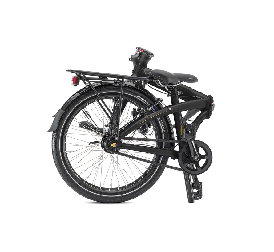 Tern Node D7i Folding Bike, Black/Bronze