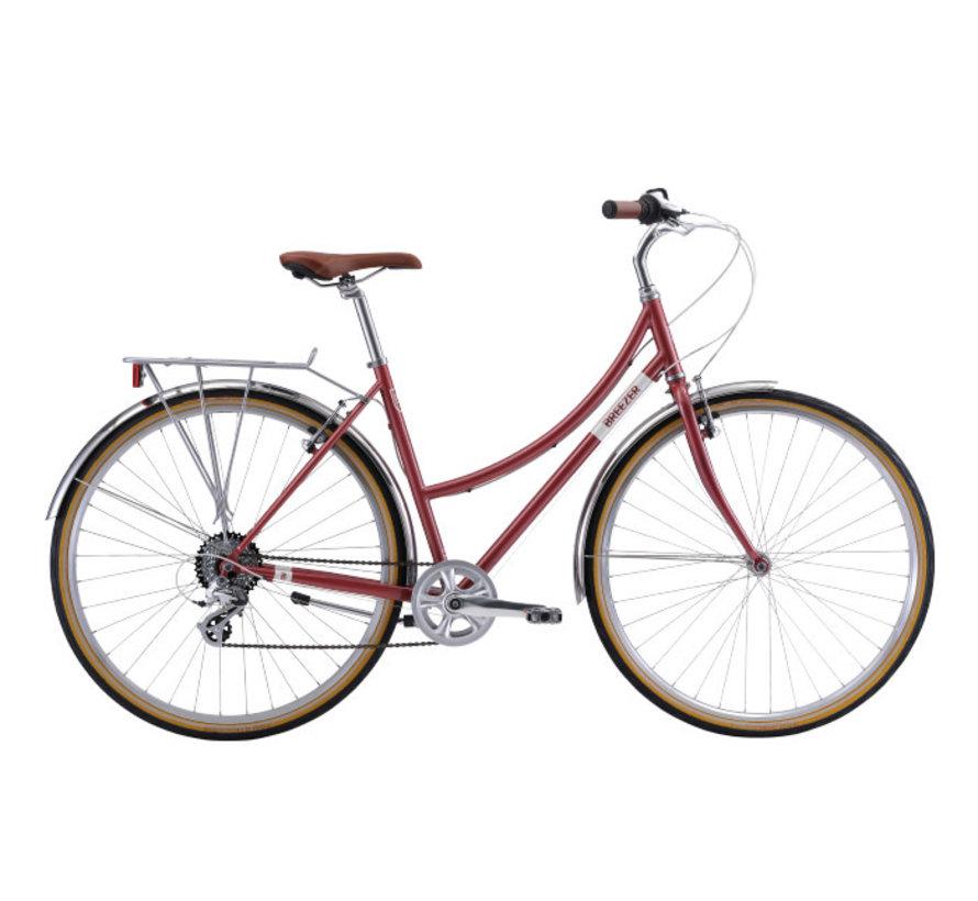 2021 Breezer Downtown EX Step-Through Bike