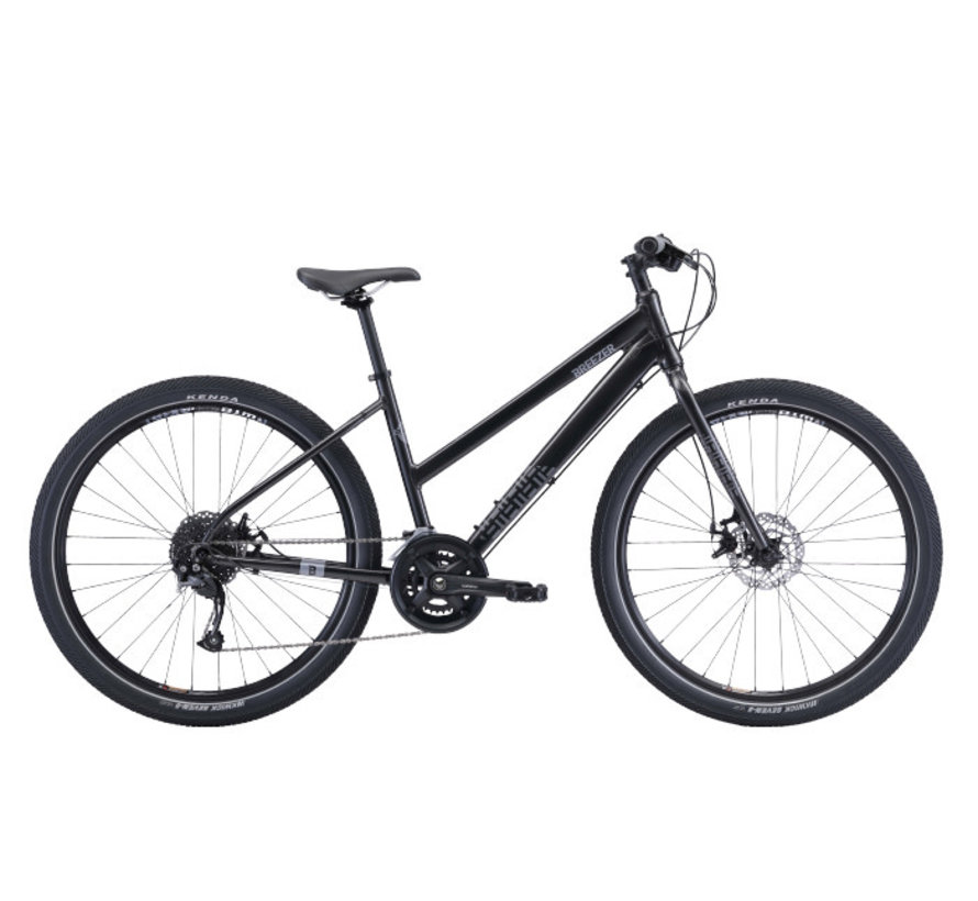2021 Breezer Midtown 1.5 Low-Step Bike