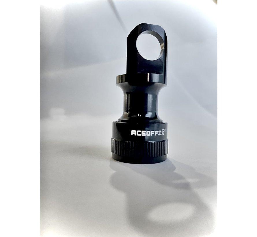 ACEOFFIX Pedal Holder black