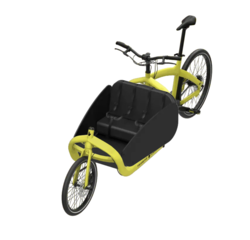 Triobike Triobike Cargo Electric Cargo Bike
