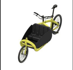 Triobike Triobike Cargo Electric Cargo Bike
