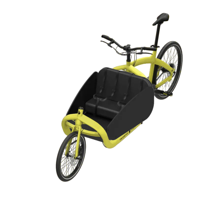 Triobike Cargo Electric Cargo Bike