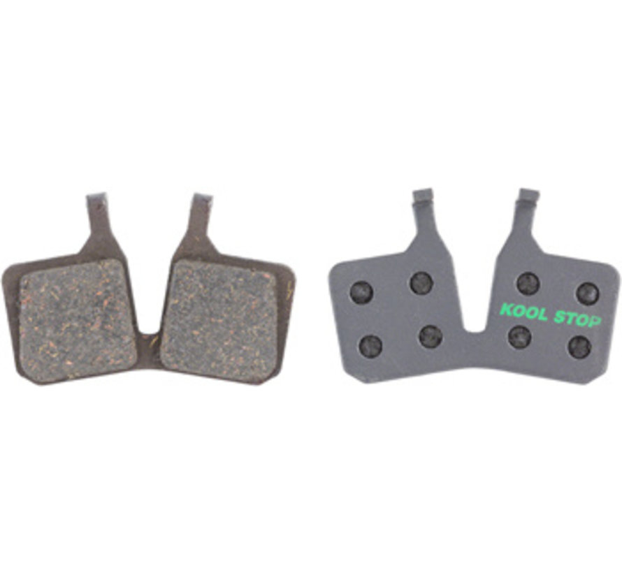 Kool-Stop Disc Brake Pads - eBike Compound, Fits Magura 4-Piston Next MT-5/MT-7 Tern GSD