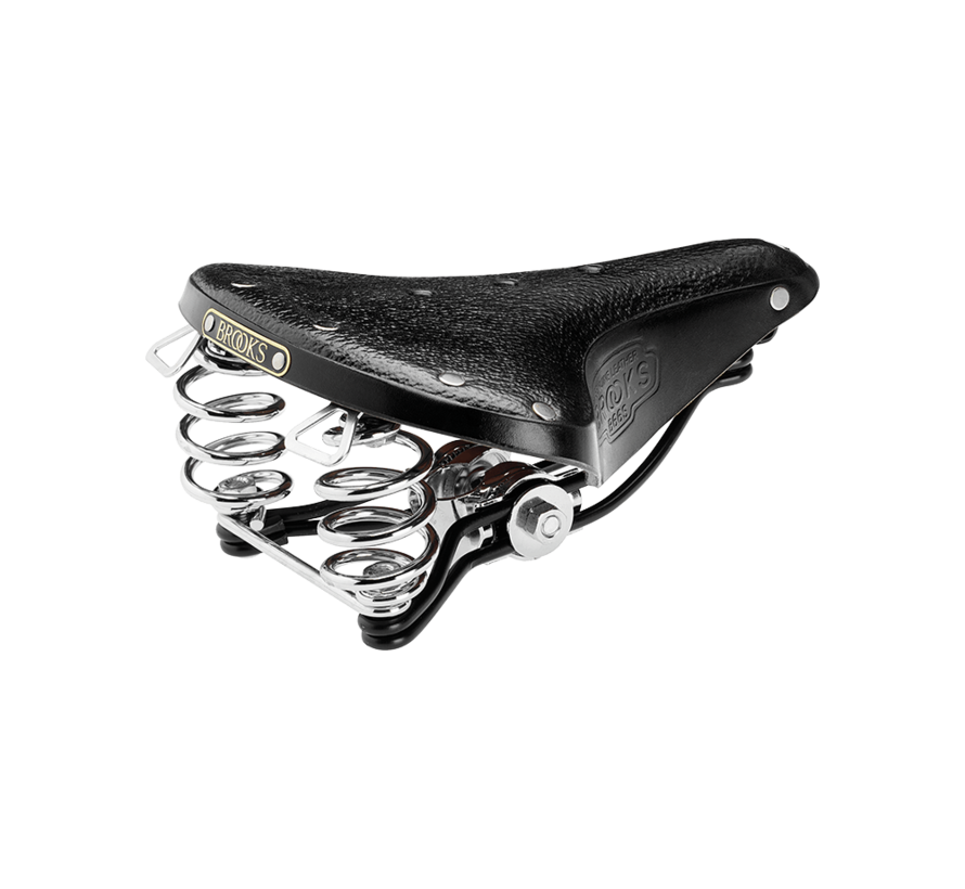 Brooks B66 S Leather Saddle