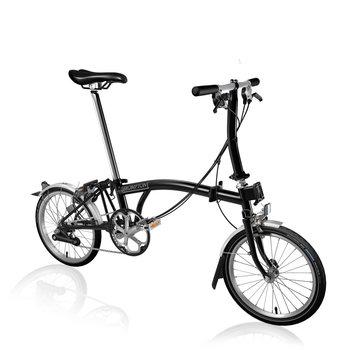 Brompton Custom Brompton Folding Bike