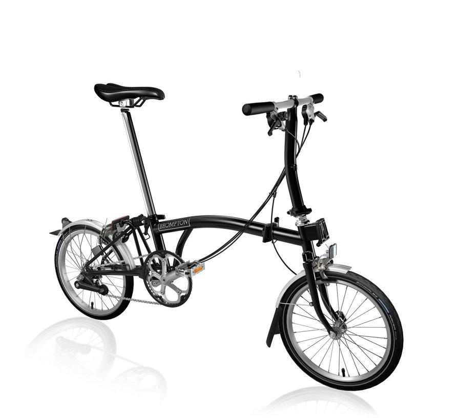 Custom Brompton Folding Bike