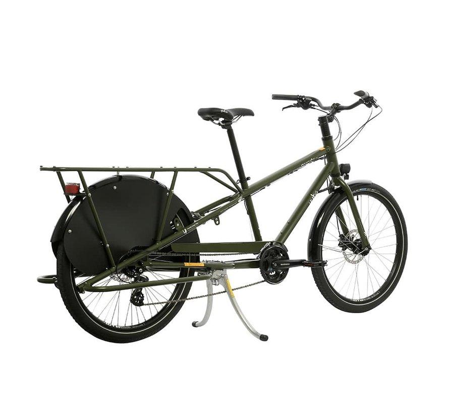 Yuba Mundo LUX V5 Cargo Bike