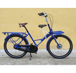 WorkCycles Used WorkCycles Fr8 Cargo Bike Blue