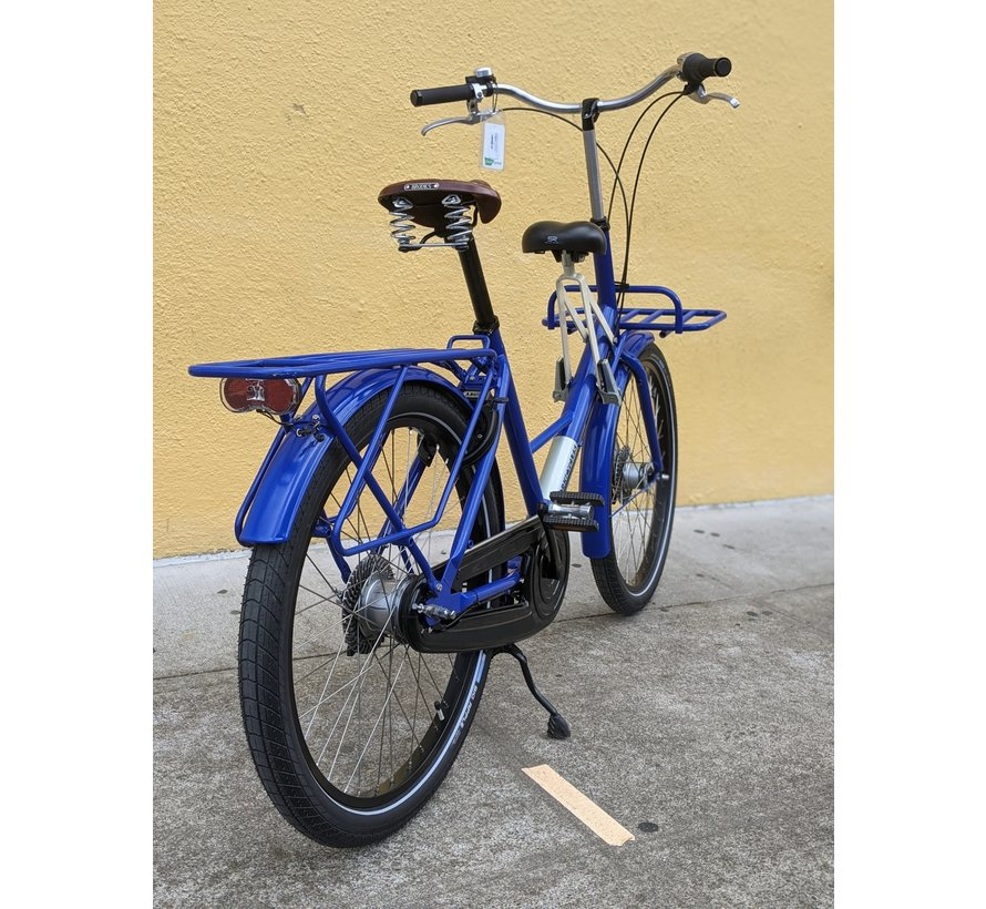 Used WorkCycles Fr8 Cargo Bike Blue